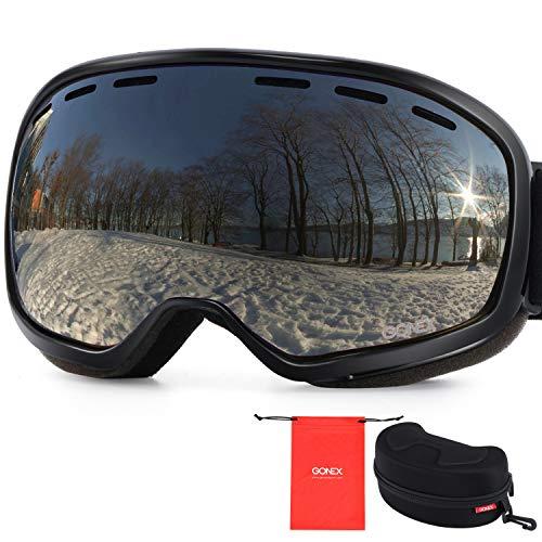 Gonex Gonex-GX098A Ski Goggles, Anti Fog...