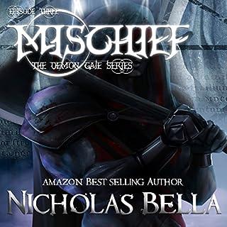 Mischief: Episode 3 audiobook cover art