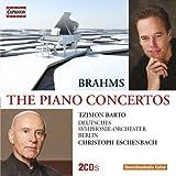 Brahms: The Piano Concertos [Tzimon Barto, Christoph Eschenbach] [Capriccio: C5210] by Tzimon Barto
