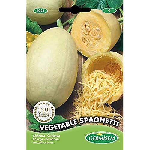 Germisem Zucchini VEGETABLE SPAGHETTI