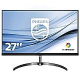 Philips Monitores 276E8FJAB/00 - Monitor de 27' (resolución 2560 x 1440 Pixels, tecnología WLED, Contraste 1000:1, 4 ms, HDMI), Color Negro