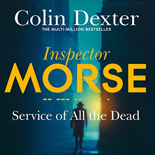 Service of All the Dead audiobook cover art