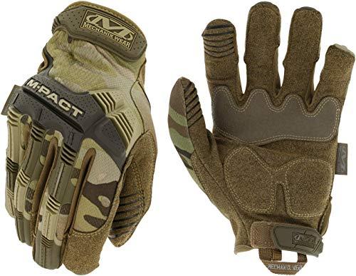 Mechanix MPT-78-011 Wear M-Pact Multicam Handschuhe (X-Large, Camouflage) Einsatzhandschuhe mit Stoßschutz 81 cm