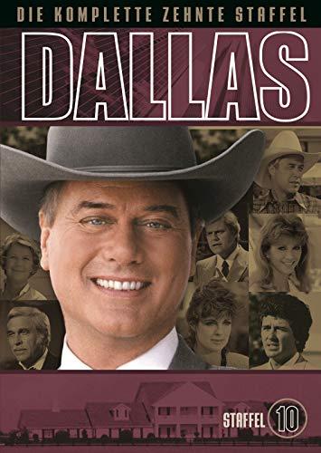 Dallas - Die komplette zehnte Staffel [6 DVDs]