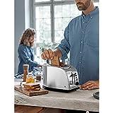 WMF Toaster Stelio, mit Bagelfunktion, 900 Watt, Edelstahl matt - 3
