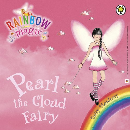 Rainbow Magic - The Weather Fairies: Pearl the Cloud Fairy audiobook cover art