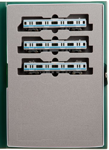KATO Nゲージ E233系 1000番台 京浜東北線 増結A 3両セット 10-1160 鉄道模型 電車
