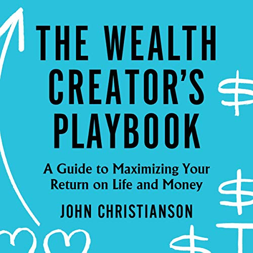 The Wealth Creator's Playbook audiobook cover art