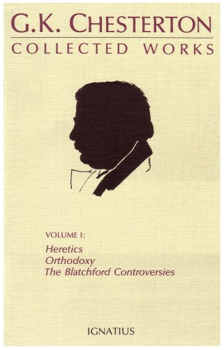 COLL WORKS OF G K CHESTERTON V (Collected Works of G. K. Chesterton)
