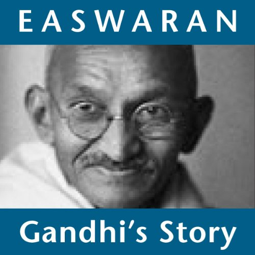 Gandhi's Story audiobook cover art