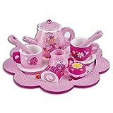 Lucy Locket – Juego de té y pastelitos de Madera de Cuento de«Hadas» de Lujo –...