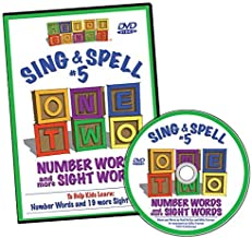 Sing & Spell the Sight Words - Volume 5 DVD