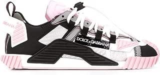 DOLCE E GABBANA Luxury Fashion Womens CK1756AX1688B836 Pink Sneakers | Spring Summer 20