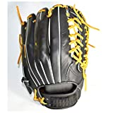 YDXYZ Softball Baseball Catcher Glove Softball Baseball Catcher Glove Guante de béisbol for niños Jóvenes Adultos...