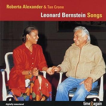 Leonard Bernstein, Songs