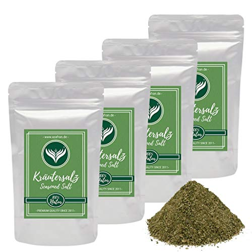 Azafran Kräutersalz - Salz mit 40% Kräutern 1kg