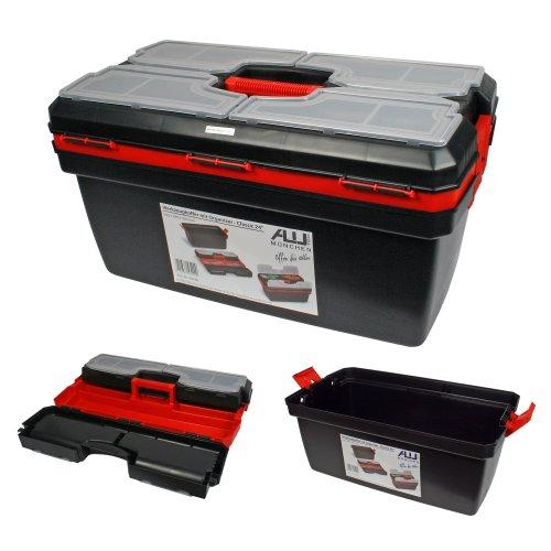 'Werkzeugkoffer für die ALUTEC Classic 2456290Abmessungen (BxTxH) 600x 340x 320mm...