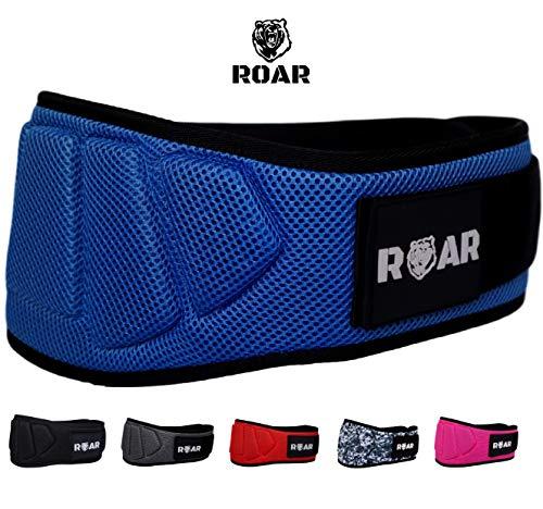 Roar® Cinturón musculación Entrenamiento Levantamiento