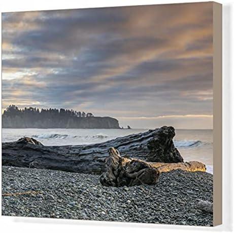 robertharding 20x16 Canvas Print Translated of Sunset Cheap mail order shopping P La Beach at Rialto