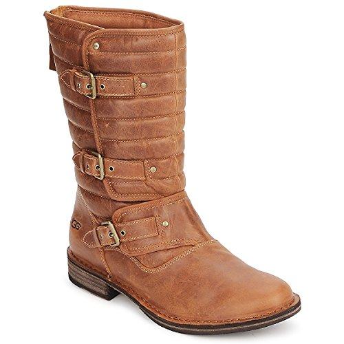 UGG Tatum Stivali Donne Chestnut - 36 - Stivali Shoes