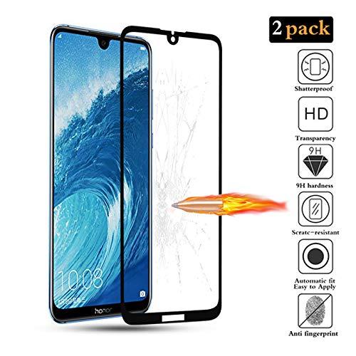 GoodcAcy[2-Pack Protector Pantalla Huawei Honor 8X MAX, Cristal ...
