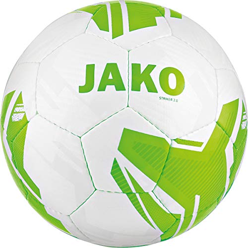 Jako Striker 2.0 Ms Lightball weiß/neongrün 4