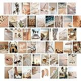 myDreamwork - Premium Wandcollage, Bilder Set 50er,