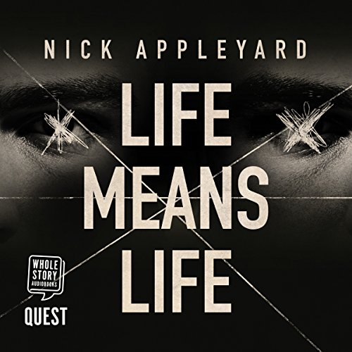 Life Means Life audiobook cover art