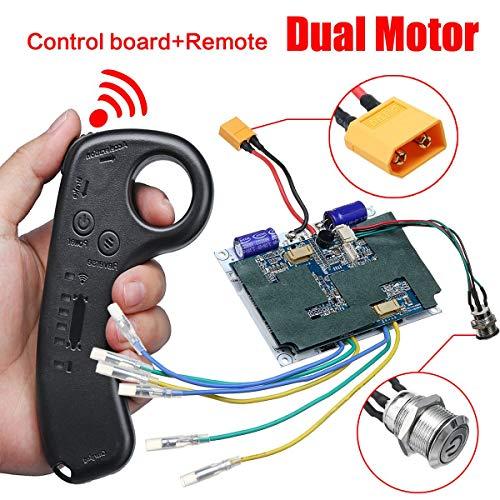 TQ 36 V Dual Motor Elektrische Skateboard Roller Controller Remote ESC Teile Roller Mainboard Instrument Werkzeuge Zubehör