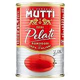 Mutti - Pomodori Pelati, 100% Pomodoro Italiano - 400 g...