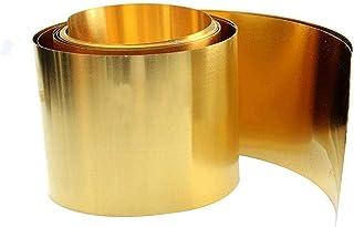 Brass Metal Sheet Plate 1mm x 100mm x 100mm