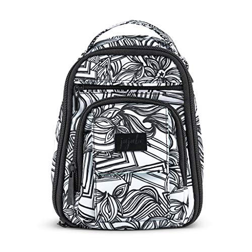 JuJuBe | Mini Be Right Back Travel Backpack with Pocket Organization | for Kids and Adults | Sketch