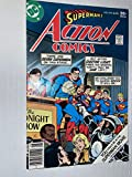 Superman Starring in Action Comics No. 474 August 1977