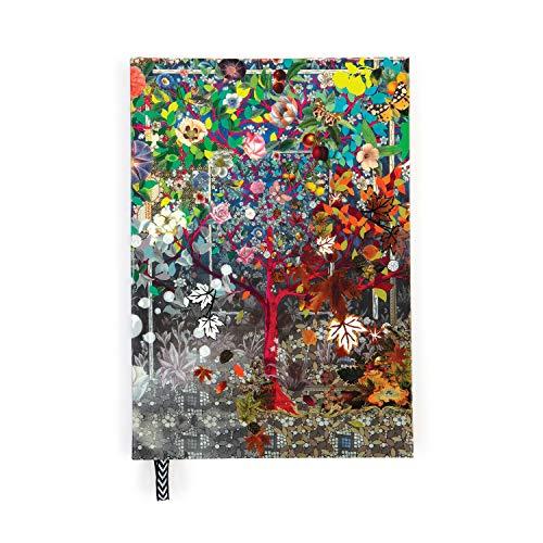 Christian Lacroix Heritage Collection Les 4 Saisons A5 Layflat Notebook