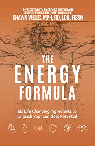 The ENERGY Formula: Six Life Changing Ingredients to Unleash Your Limitless Potential