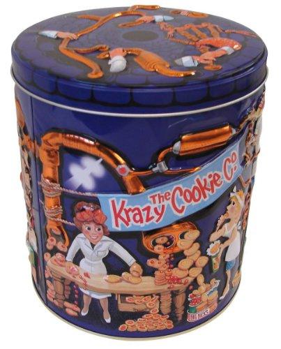La grue Argent Company Boîtes kraz0001 Krazy Cookie Corps
