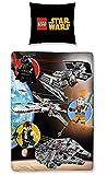 Lego Star Wars Kinder und Jungen Bettwäsche 2 tlg