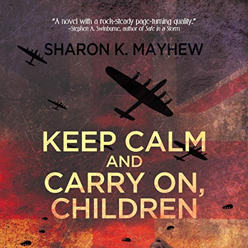 Keep Calm and Carry On, Children audiobook cover art