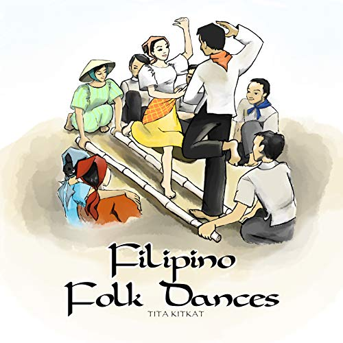 Filipino Folk Dances: Illustrated Children's Book