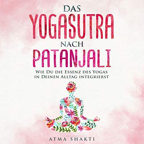 Das Yogasutra nach Patanjali Titelbild