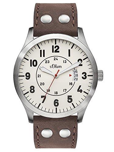 s.Oliver Herren-Armbanduhr SO-3265-LQ