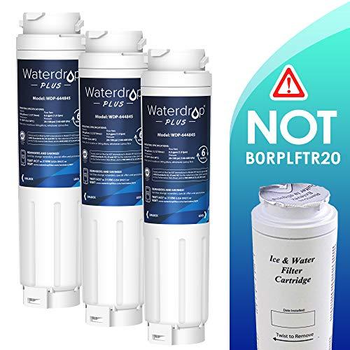 Waterdrop NSF401, 53&42 9000194412 Refrigerator Water Filter,...