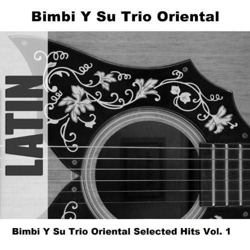 Bimbi y su Trio Oriental