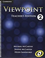 Viewpoint Level 2 Teacher's Edition with Assessment Audio CD/CD-ROM