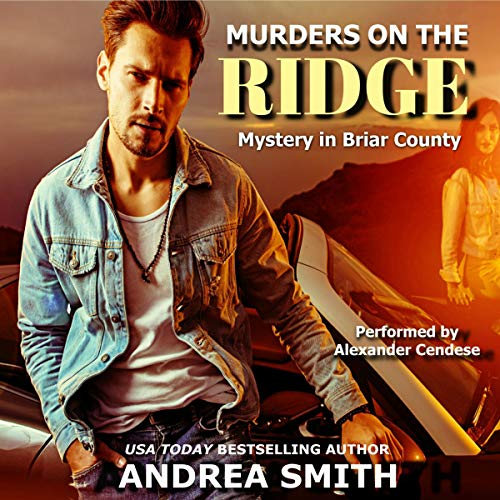 Murders on the Ridge  By  cover art