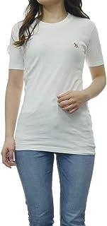 [MAISON KITSUNE(メゾンキツネ)] クルーネックTシャツ CW00105KJ0012 レディース [並行輸入品]