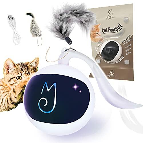 Migipaws Cat Toy Balls, Automatic Ball Bundle Classic Mice +...