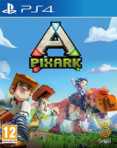 Pixark PS4 Game