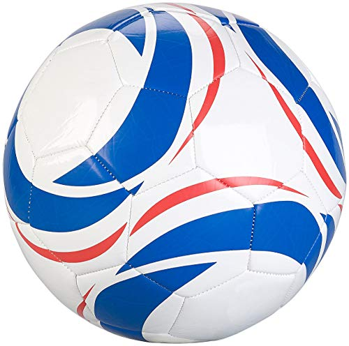 Speeron Fußball-Spielbälle: Trainings-Fußball aus Kunstleder, 20 cm Ø, Größe 4, 390 g (Trainingsball)