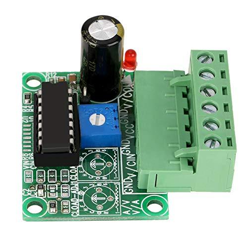 SALUTUYA 1 st signalkonverteringsmodul V/I-omvandlare, 0-5 V till 4-20 mA spänning till strömkortet, för ansluten till AD-omvandlare
